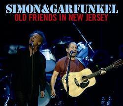 SIMON & GARFUNKEL - OLD FRIENDS IN NEW JERSEY