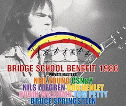 VARIOUS ARTISTS - BRIDGE SCHOOL BENEFIT 1986: PRIVATE MASTERS (3CDR)