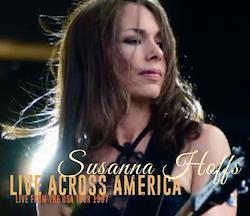 SUSANNA HOFFS - LIVE ACROSS AMERICA (4CDR)