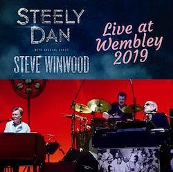 STEELY DAN - LIVE AT WEMBLEY 2019 (2CDR)