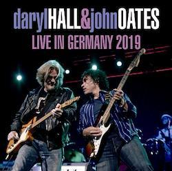 HALL & OATES - LIVE IN GERMANY 2019 (2CDR)