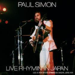 PAUL SIMON - LIVE RHYMIN