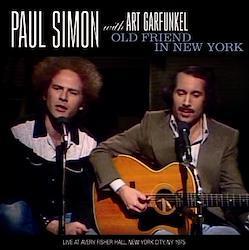 PAUL SIMON - OLD FRIEND IN NEW YORK (2CDR)