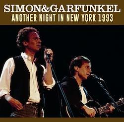 SIMON & GARFUNKEL- ANOTHER NIGHT IN NEW YORK 1993 (2CDR)
