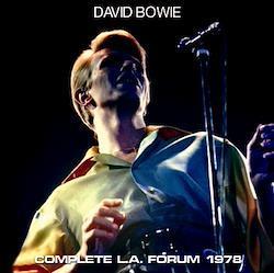 DAVID BOWIE - COMPLETE L.A. FORUM 1978 (2CDR)