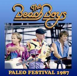 BEACH BOYS - PALEO FESTIVAL 1987