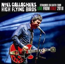 NOEL GALLAGHER - STRANDED ON THE EARTH TOUR: LIVE FROM ITALY 2018