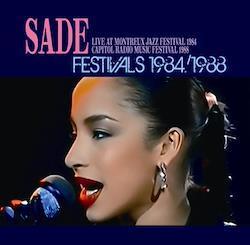 SADE - FESTIVALS 1984 /1988