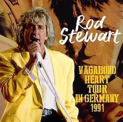 ROD STEWART - VAGABOND HEART TOUR IN GERMANY 1991