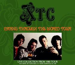 XTC - LIVING THROUGH THE WORLD TOUR: LIVE COLLECTION FROM 1980 TOUR (3CDR)