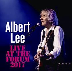 ALBERT LEE - LIVE AT THE FORUM 2017