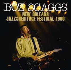 BOZ SCAGGS - NEW ORLEANS JAZZ & HERITAGE FESTIVAL 1990