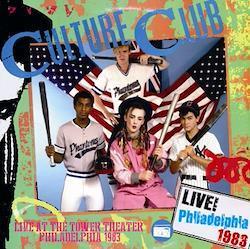 CULTURE CLUB - LIVE! PHILADELPHIA 1983