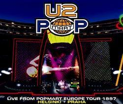 U2 - LIVE FROM POPMART EUROPE TOUR 1997 (4CDR)