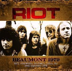 RIOT - BEAUMONT 1979 (1CDR)
