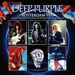 DEEP PURPLE - ROTTERDAM 1991 (2CDR)
