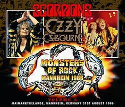 VARIOUS ARTISTS - MONSTERS OF ROCK MANNHEIM 1986 VOL.2 (3CDR)
