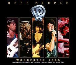 DEEP PURPLE - WORCESTER 1985 (6CDR)