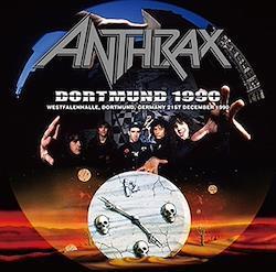 ANTHRAX - DORTMUND 1990 (1CDR)
