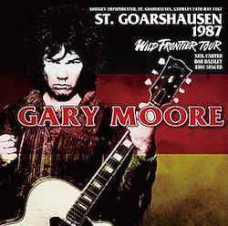 GARY MOORE - ST.GOARSHAUSEN 1987 (2CDR)