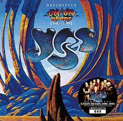 YES - DEFINITIVE UNION DEMOS 1990-1991 (2CD)