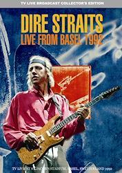 DIRE STRAITS - LIVE FROM BASEL 1992 (1DVDR)