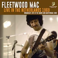 FLEETWOOD MAC - LIVE IN THE NETHERLANDS