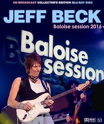 JEFF BECK - BALOISE SESSIONS 2016 (1BDR)