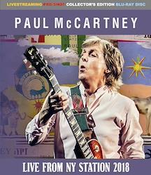 PAUL McCARTNEY - LIVE FROM NY STATION 2018 (1BDR)