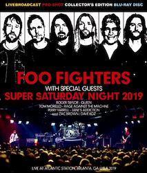 FOO FIGHTERS - SUPER SATURDAY NIGHT 2019 (1BDR)