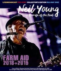 NEIL YOUNG + PROMISE OF THE REAL - FARM AID 2018+2019 (1BDR)