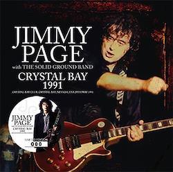 JIMMY PAGE - CRYSTAL BAY 1991 (1CD)