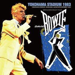 DAVID BOWIE - YOKOHAMA STADIUM 1983 (2CD)
