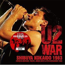U2 - SHIBUYA KOKAIDO 1983 (2CD)