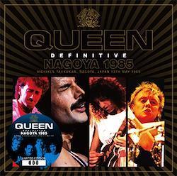 QUEEN - DEFINITIVE NAGOYA 1985 (2CD)