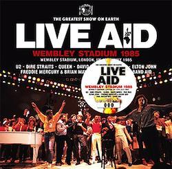 V.A. - LIVE AID: WEMBLEY STADIUM 1985