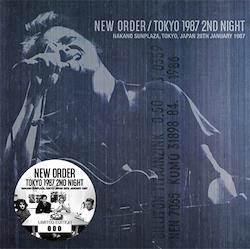NEW ORDER - TOKYO 1987 2ND NIGHT