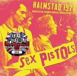 SEX PISTOLS - HALMSTAD 1977 (1CD)