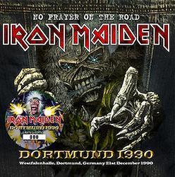 IRON MAIDEN - DORTMUND 1990 (2CD)