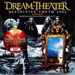 DREAM THEATER - DEFINITIVE TOKYO 1995: DAT MASTER