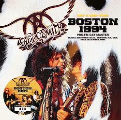 AEROSMITH - BOSTON 1994: PRE-FM DAT MASTER (2CD)