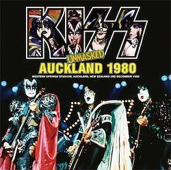 KISS - AUCKLAND 1980 (2CD)