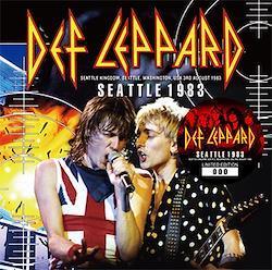DEF LEPPARD - SEATTLE 1983 (2CD)