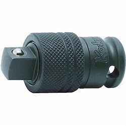 コーケン 3/8(9.5mm)SQ. インパクトロッキングアダプター 13333AL