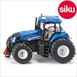 <ボーネルンド> Siku(ジク)社 ミニカー 3273 ファーマー ニューホランド T8.390トラクター 1/32
