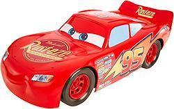 ディズニー ピクサー カーズ 3 クロスロード マテル 全長50cm 巨大な ライトニング・マックイーン / Disney Pixar CARS 3 Mattel 20inch Biggest Lightning McQueen