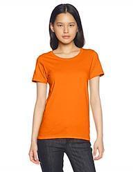 [プリントスター] 半袖 5.6オンス へヴィー ウェイト Tシャツ 00085-CVT  コーラルオレンジ XXXL (日本サイズ4L相当)