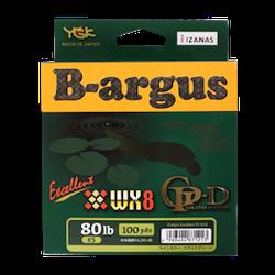 YGKよつあみ B-argus(バルゴス) WX-8 GP-D 100yds