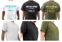 リップルフィッシャー Tシャツ2021
