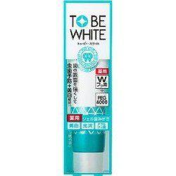 トゥービー・ホワイト 薬用デンタル ジェル 100g